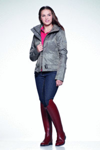 "Regen-Jacke-Mantel 2-in-1 von ANKY ""Ladys-Coat"" waterproof"