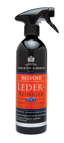 Belvoir Tack Cleaner Step 1 von Carr&Day&Martin