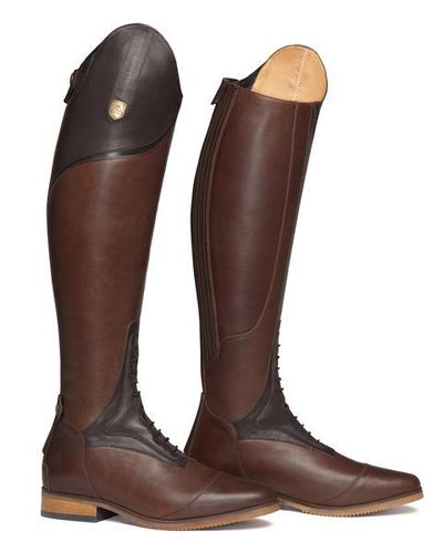 Lederreitstiefel Sovereign von Mountain Horse