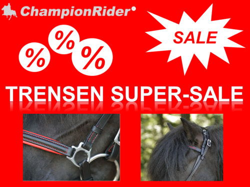 %%% Trensen Super-Sale  %%%