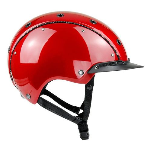 CASCO Champ 3 ROT metallic LIMITED EDITION